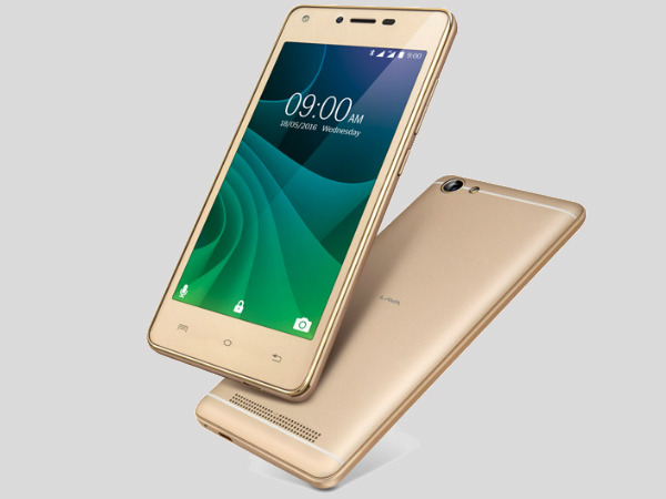 Lava A77 4G smartphone launched at Rs. 6,099