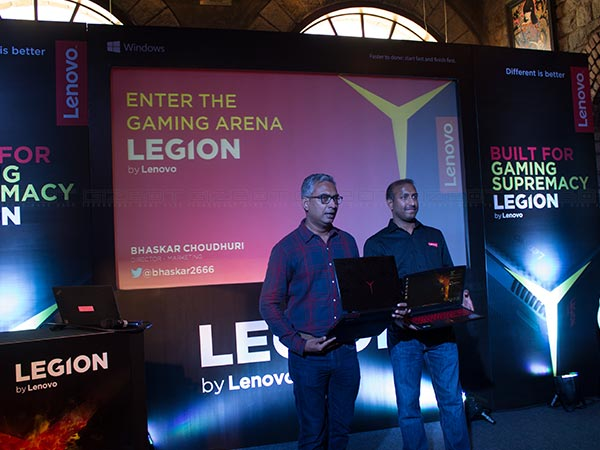 Lenovo launches two gaming laptops in India; exclusive to Flipkart