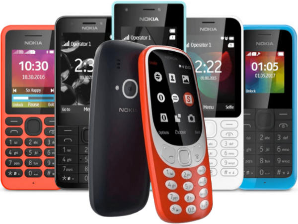 List of latest Nokia feature phones to buy in India