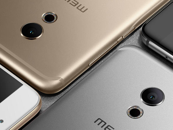 Meizu Pro 7 leaked images reveal horizontal rear dual camera setup