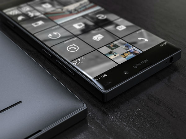 Microsoft smartphone with a new version of Windows Mobile in the works