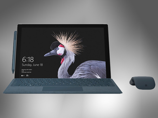 Microsoft Surface Pro 5 to be unveiled today at 4:30 PM