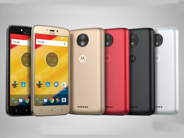 Moto C gets Bluetooth certification; confirmed to use a MediaTek SoC
