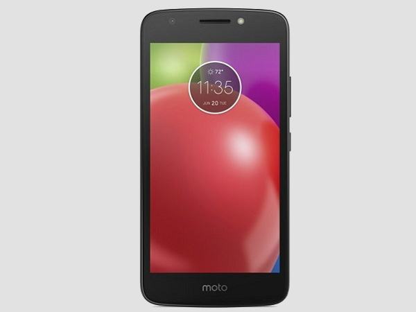 Motorola Moto E4 full specs list, price and shipping date leaked