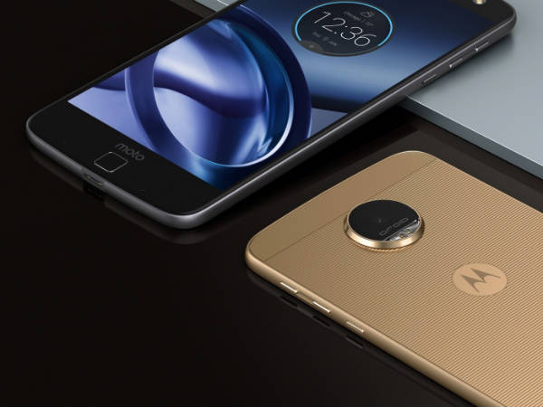 Moto Z2 Play may get launched on June 1 at Computex 2017