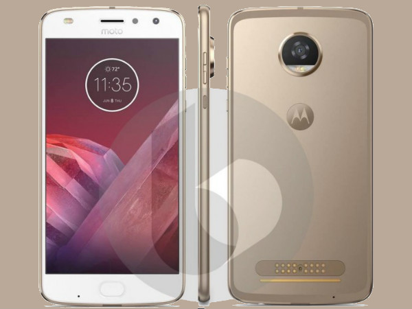 Moto Z2 Play might have a smaller battery and bigger RAM than Z Play