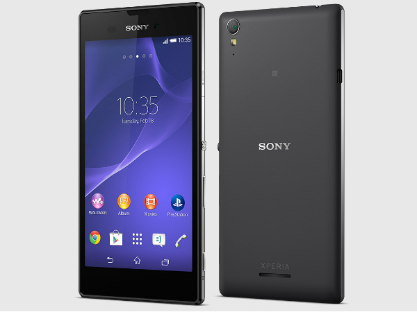 New Sony Xperia smartphone appears on FCC