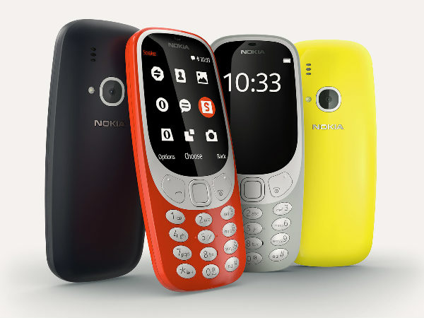 Nokia has now started shipping the Nokia 3310 (2017) feature phones