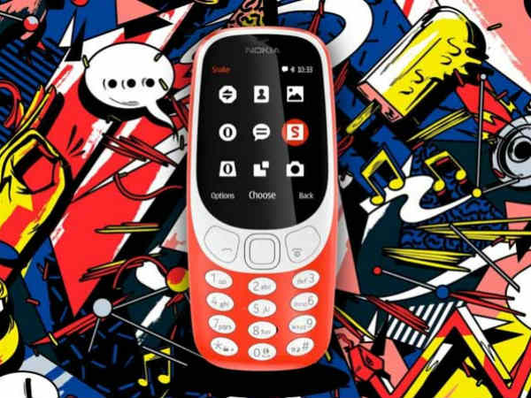 Nokia 3310 (2017) goes on sale in India at Rs. 3,310