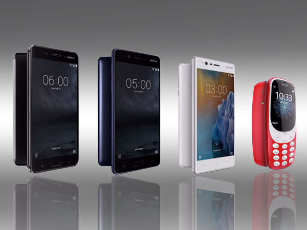 Nokia Phones' are likely to launch in the first week of June in India