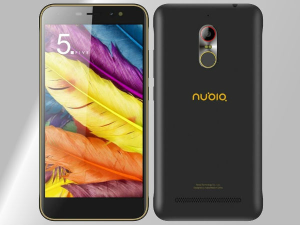nubia N1 lite with selfie flash to be launched in India on May 22