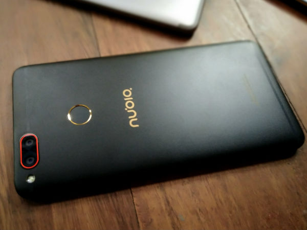 Indian-bound Nubia Z17 Mini leaked images show dual rear camera setup