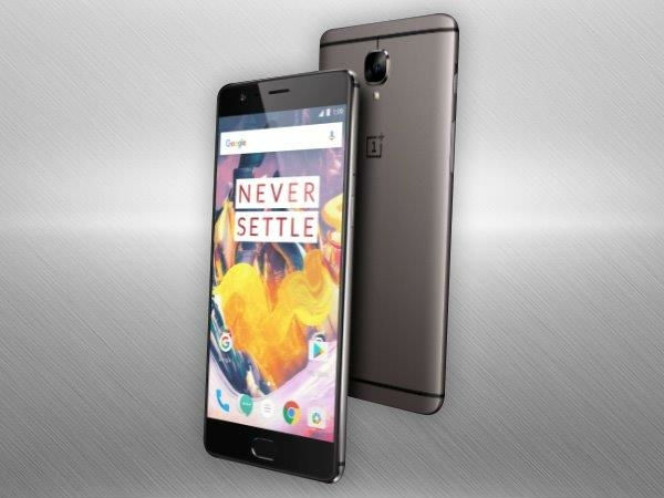 OnePlus discontinues OnePlus 3T with 128 GB storage