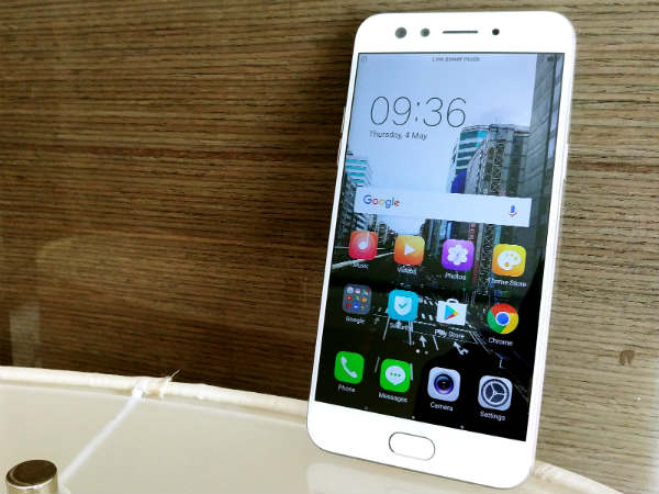OPPO F3 brings the perfect combination of style and performance