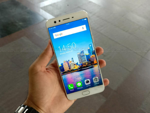 Oppo announces cash back offer for Oppo F3 and F3 Plus smartphones