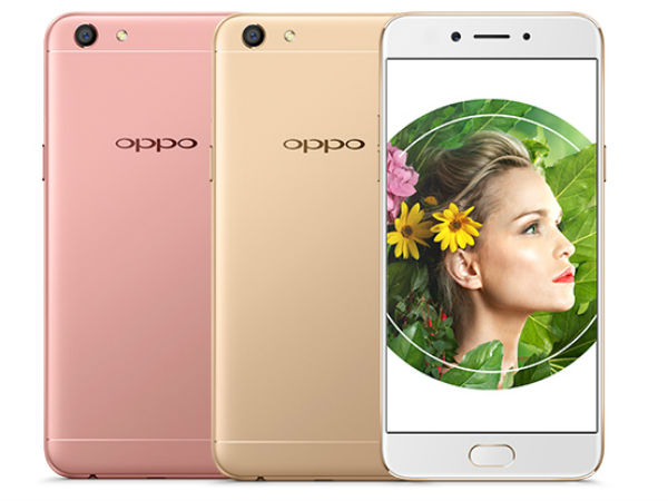 OPPO A37 officially announced in Taiwan with a 16MP selfie cam