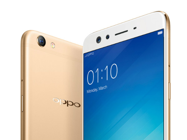 Oppo F3 with dual selfie camera to launch today in India
