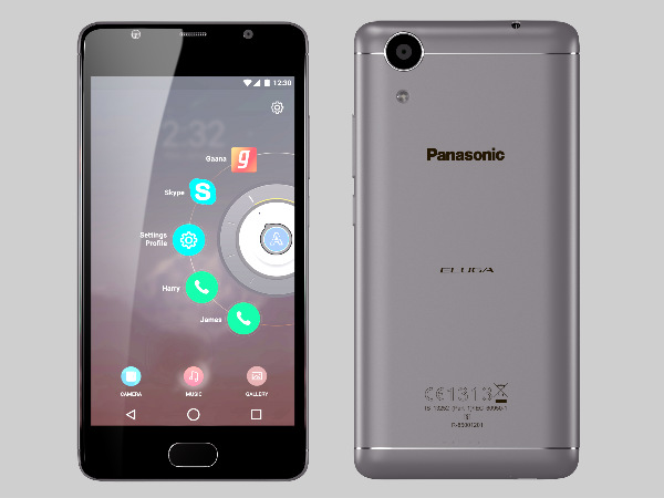 Panasonic Eluga Ray with Arbo AI, 4000mAh battery launched in India