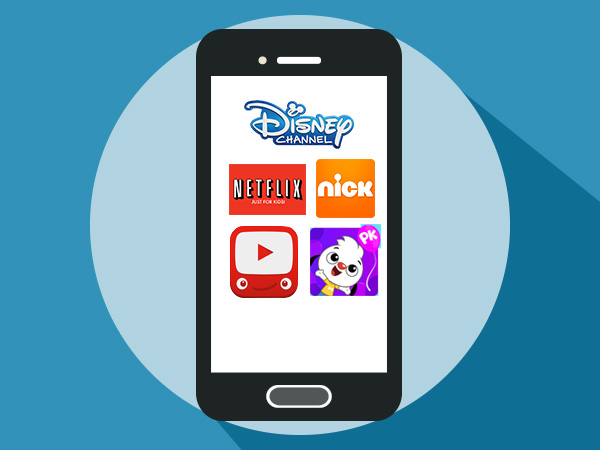 Popular Video Streaming Apps designed for Kids