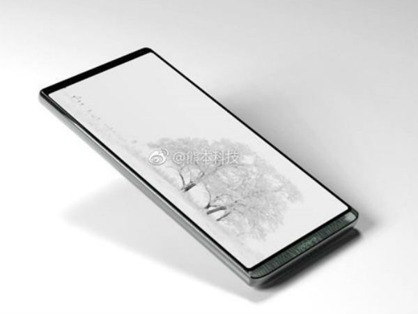 Rumored OPPO Find 9 Renders expose sleek design with thin bezels