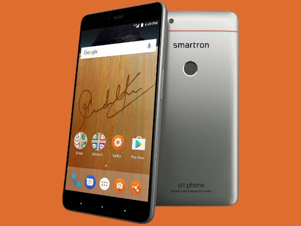 Sachin Tendulkar's Smartron srt.phone vs other mid-range smartphones