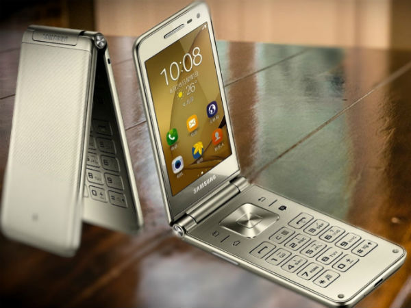 Samsung could be prepping a new Android flip phone