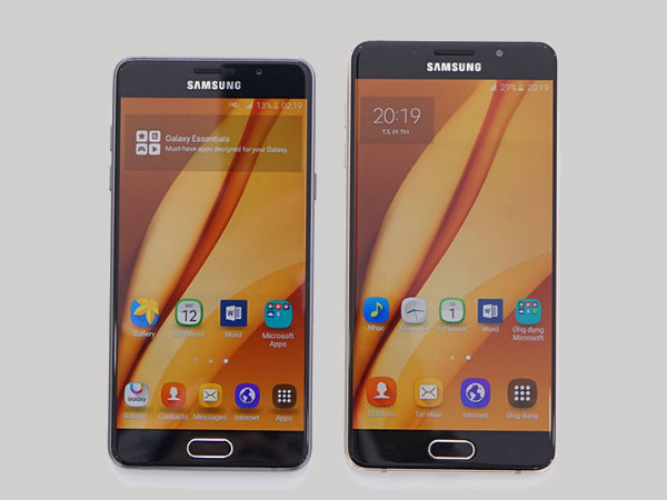 Samsung Galaxy A5 (2016) and A7 (2016) Android Nougat update released