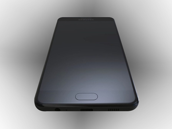 Samsung Galaxy C10's dual-camera setup revealed in renders