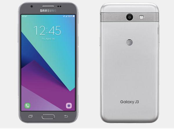 Samsung J3 2017 listed online for sale