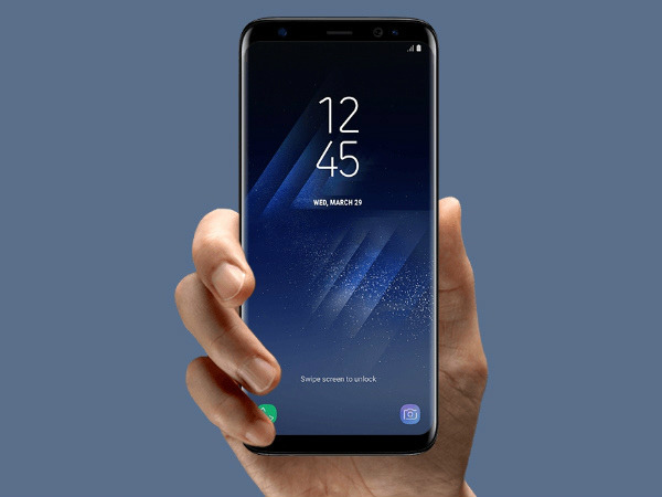 Samsung Galaxy S8 Active appears in User Agent String
