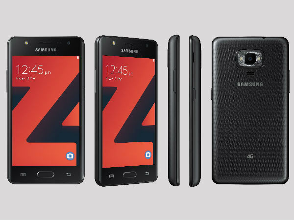 Samsung Z4 goes on sale in India today at Rs 5790