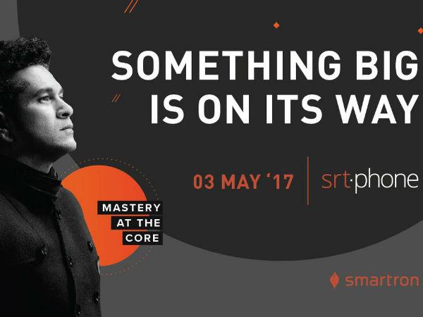 Smartron srt.phone specs revealed by Flipkart ahead of its launch