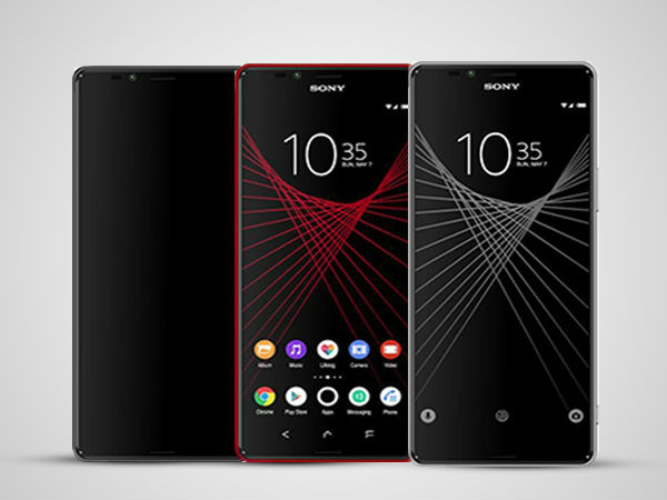Sony Xperia X Ultra specs, renders surface