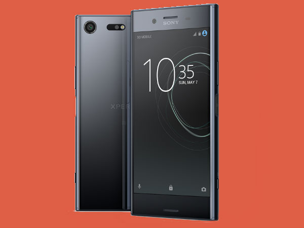 Sony Xperia XZ Premium with Motion Eye camera now available in China