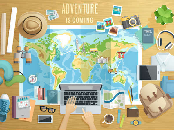 Try out these gadgets to enhance the travel and work affair