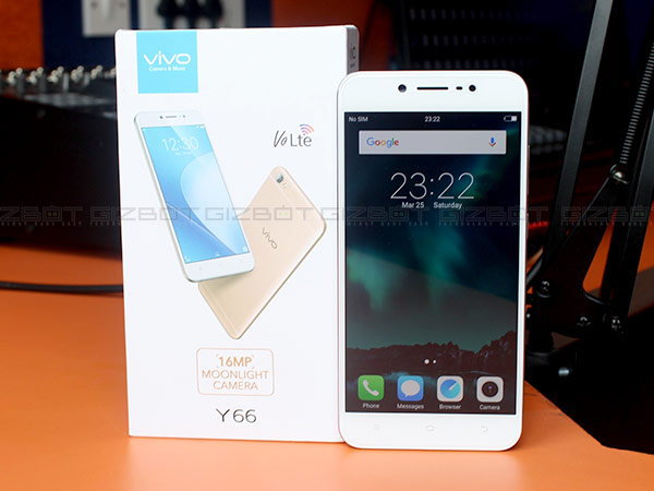 Vivo Y66 Review- A selfie centered phone with decent specs