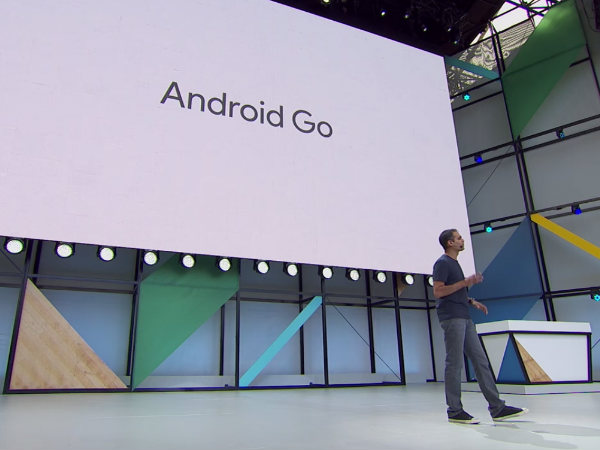 Android Go to be released around October in India