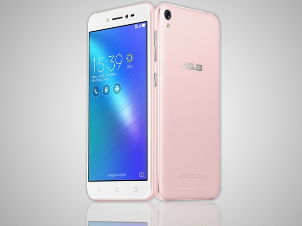Asus Zenfone Live launched at Rs. 9,999