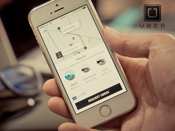 How to save your favorite locations in Uber