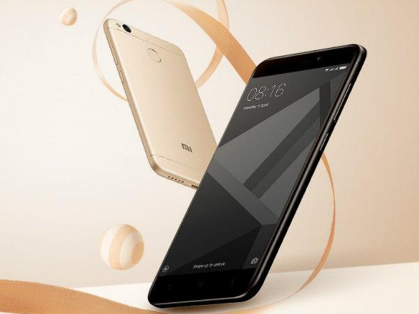 Xiaomi Redmi 4 vs other budget smartphones
