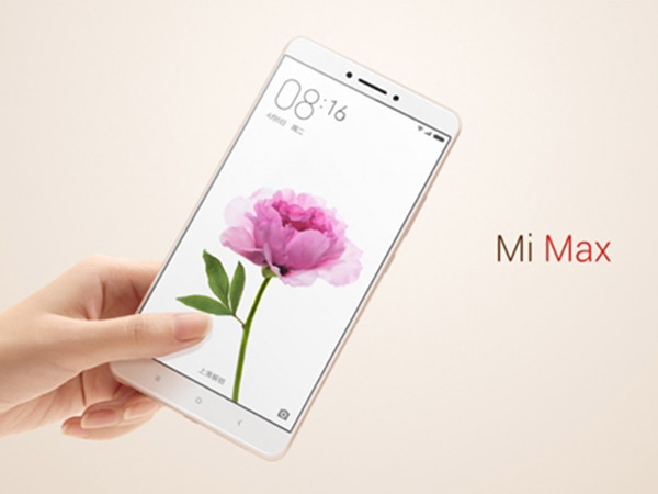 Latest Leaks Indicate Launch of Xiaomi Mi Max 2 To Happen Shortly
