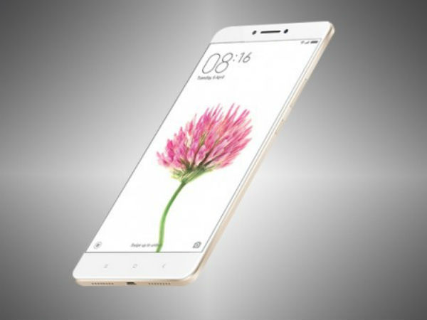 Xiaomi Mi Max 2 visits GeekBench just before its launch