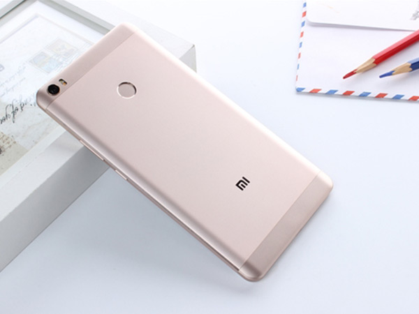 Xiaomi Mi Max 2 To Be Launched Next Week