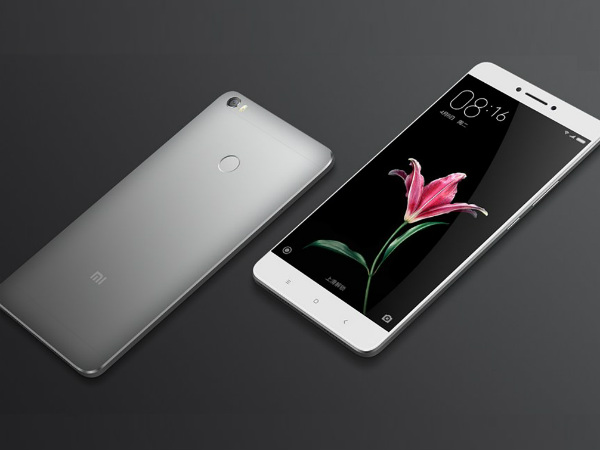 Xiaomi sold more than 3 million Mi Max smartphones so far