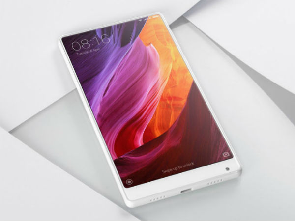 Xiaomi Mi Mix 2 likely to have an 18:9 display; to arrive in H2 2017