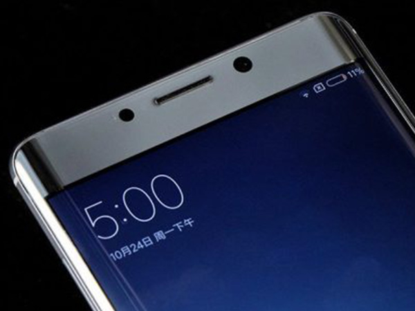 Xiaomi Mi Note 3 to sport a 5.7 inch 2K curved OLED display; Other details revealed