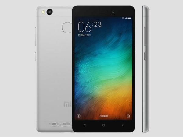 Xiaomi Redmi 3S sales set a new record in India: 4 Million units sold