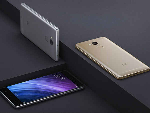 Xiaomi Redmi 4 launched in India at starting price of Rs 6999