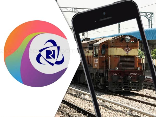 IRCTC Rail Connect – Book train ticket on the go