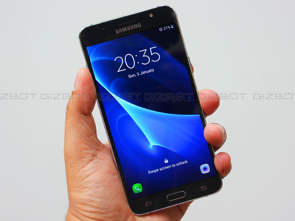 Leaked images reveal Samsung Galaxy J7 Max specifications